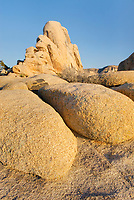 Granite rock and boulders of Joshua Tree National Park California