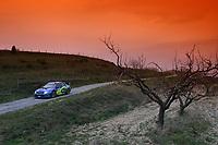 Motor<br /> Foto: Dppi/Digitalsport<br /> NORWAY ONLY<br /> <br /> MOTORSPORT - WRC 2007 - MONTE CARLO RALLY - VALENCE (FRA) 18/01 TO 21/01/2007 <br /> <br /> PETTER SOLBERG (NOR) - PHILIP MILLS / SUBARU IMPREZA WRC - ACTION