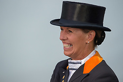 Van Grunsven Anky<br /> Opening ceremony<br /> European Championships - Aachen 2015<br /> © Hippo Foto - Jon Stroud<br /> 11/08/15