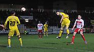 Stevenage v Tranmere Rovers 241112