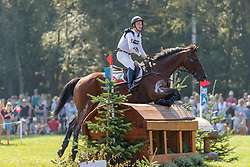 GODEL Robin (SUI), Grandeur de Lully CH<br /> Luhmühlen - LONGINES FEI Eventing European Championships 2019<br /> Geländeritt CCI 4*<br /> Cross country CH-EU-CCI4*-L<br /> 31. August 2019<br /> © www.sportfotos-lafrentz.de/Stefan Lafrentz