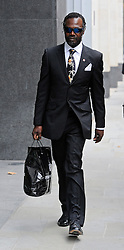 © Licensed to London News Pictures. File picture dated 16/11/2011. Levi Roots arriving at The Royal Courts Of Justice where Roots has won a battle with former friend, chef Tony Bailey,  over claims the musician didn't invent the coveted recipe for Reggae Reggae Sauce. Photo credit: Ben Cawthra/LNP