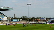 During the EFL Sky Bet League 1 match between Bristol Rovers and Ipswich Town at the Memorial Stadium, Bristol, England on 19 September 2020.