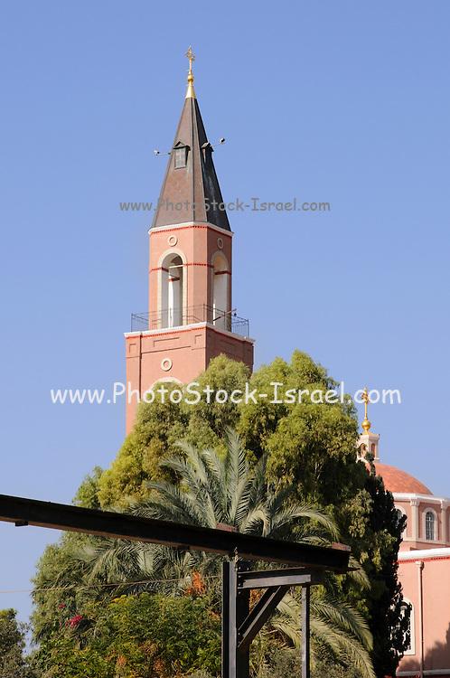 Russian Orthodox Church and mission in Tel Aviv-Jaffa, Israel