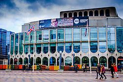 Birmingham Repertory Theatre in Centenary Square, Birmingham, England<br /> <br /> (c) Andrew Wilson | Edinburgh Elite media