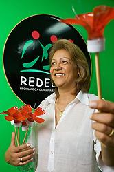 Marilize Pacheco Alves, da ONG Redecriar  – Reciclando a Cidadania. FOTO: Jefferson Bernardes/Preview.com