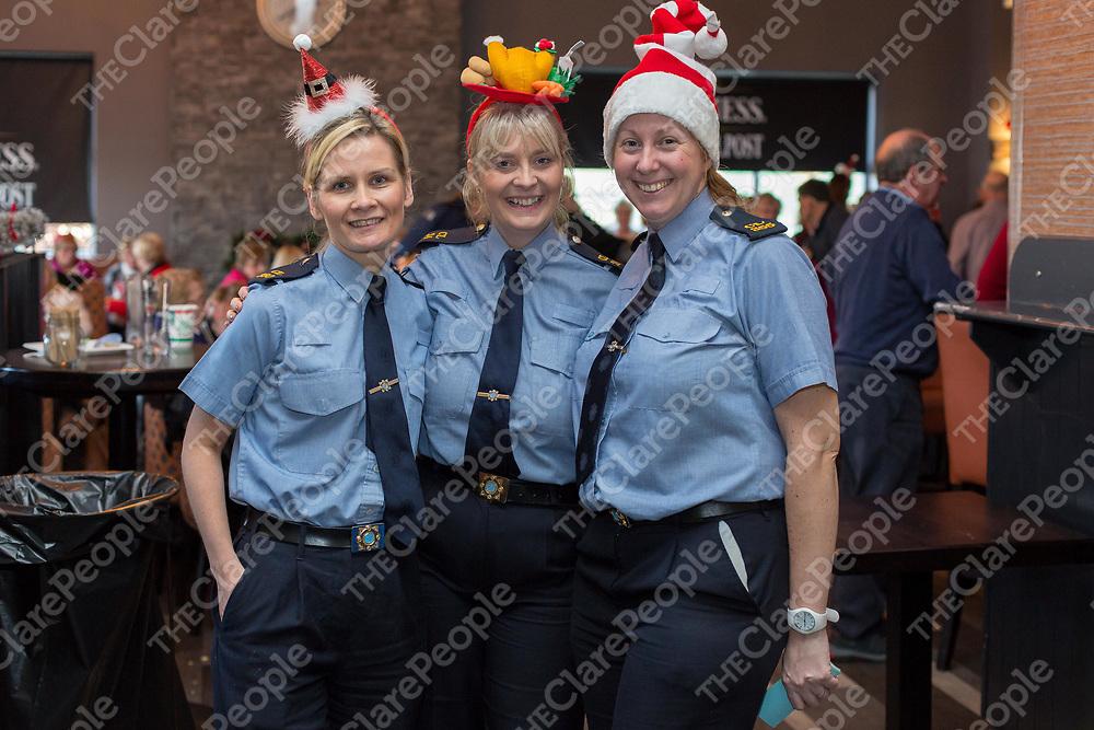 Garda Suzanne Clear, Sgt Tracey Stanley and Garda Ailish Hanley