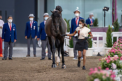 Karlsson Mathilda, SRI, Chopin VA, 380<br /> Olympic Games Tokyo 2021<br /> © Hippo Foto - Dirk Caremans<br /> 31/07/2021