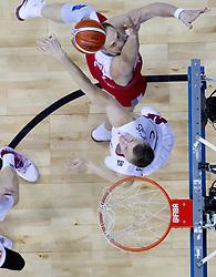 September 7, 2017 - Latvia vs. Turkey Eurobasket 2017 game at Ulker Sports Arena, September 7th, 2017 (Credit Image: © 7_tky/Depo Photos via ZUMA Wire)