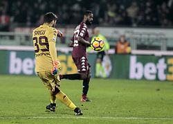 December 16, 2017 - Turin, Italy - Salvatore Sirigu during Serie A match between Torino v Napoli, in Turin, on December 16, 2017  (Credit Image: © Loris Roselli/NurPhoto via ZUMA Press)