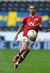Peter Odemwingie - Mandatory by-line: Dougie Allward/JMP - 02/04/2016 - FOOTBALL - KC Stadium - Hull, England - Hull City v Bristol City - Sky Bet Championship