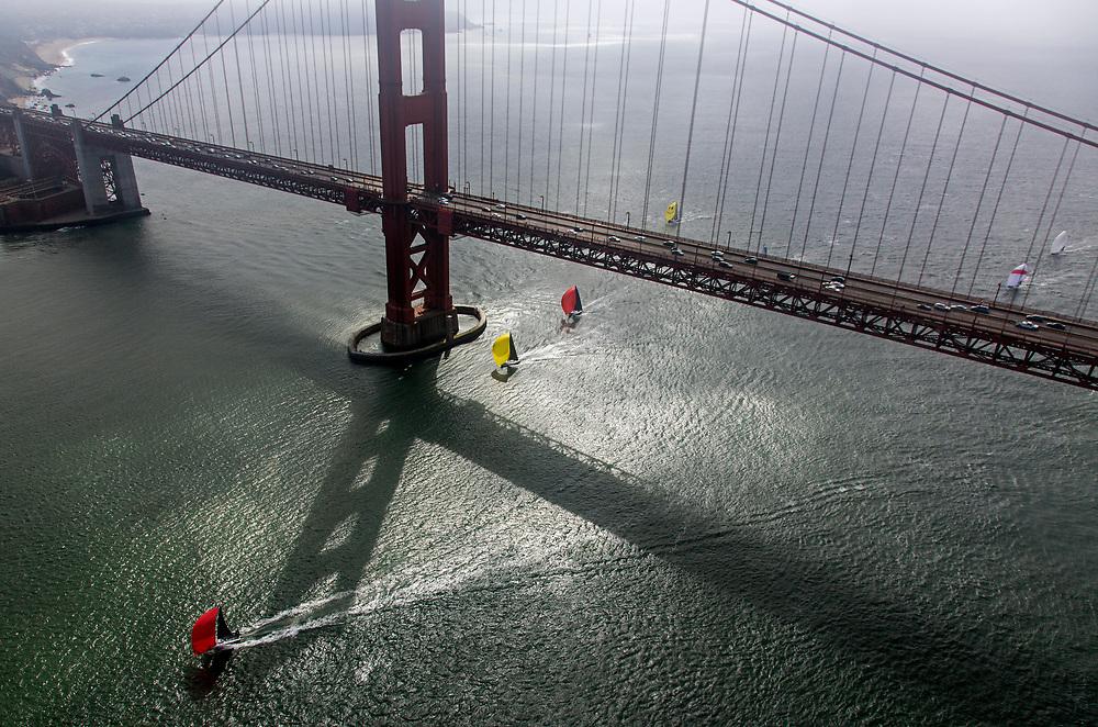 Golden Gate Bridge<br /> <br /> ROLEX BIG BOAT SERIES
