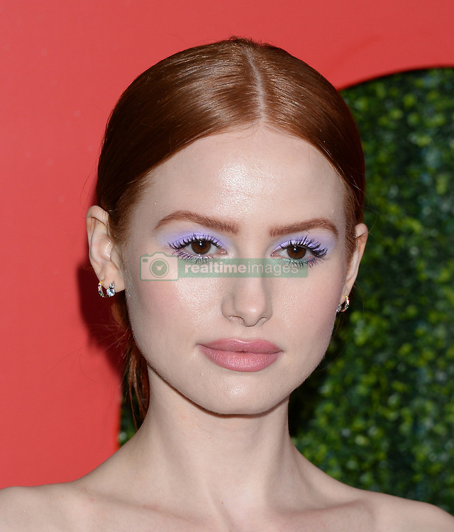 2018 GQ Men of the Year Party - Arrivals. 07 Dec 2018 Pictured: Madelaine Petsch. Photo credit: ENT24/MEGA TheMegaAgency.com +1 888 505 6342