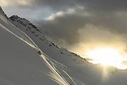 Greg Hill, Snowfall Lodge, Selkirks, BC
