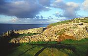 Dunbeg Fort,  An Dun Beag,  near Dingle, County Kerry, Ireland