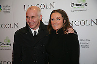 Ray D'Arcy and Jenny Kelly at the Lincoln film premiere Savoy Cinema in Dublin, Ireland. Sunday 20th January 2013.