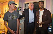 July, 26, 2015, Metairie LA,  Bernie Sanders at a gathering held for Democratic Party supporters by Gilda Reed, a former Democratic candidate for congress candidate's  home in Metairie LA.