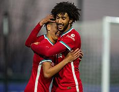 2021-05-10 Leicester U23 v Liverpool U23