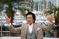 Baek Yoon-sik, at The Taste of Money photocall at the 65th Cannes Film Festival France. Saturday 26th May 2012 in Cannes Film Festival, France.