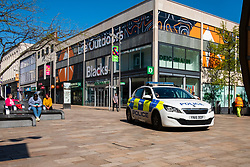 Covid-19 Sheffield Week five of Lockdown<br /> <br /> 24 April 2020<br /> <br /> www.pauldaviddrabble.co.uk<br /> All Images Copyright Paul David Drabble - <br /> All rights Reserved - <br /> Moral Rights Asserted -