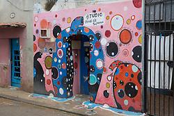 Wall Art, Old Havana