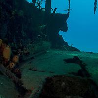 View from Wheelhouse, Doc Paulson, Grand Cayman