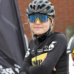 14-03-2021: Wielrennen: GP Oetingen: Oetingen: Nancy van der Burg