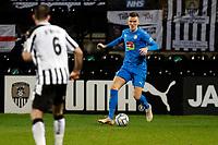 Mark Kitching. Notts County FC 1-0 Stockport County FC. Vanarama National League. 15.12.20