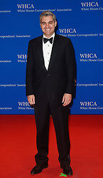 CNN Correspondent Jim Acosta arrives for the White House Correspondents' Association (WHCA) dinner in Washington, D.C., on Saturday, April 29, 2017 (Photo by Riccardo Savi)  *** Please Use Credit from Credit Field ***