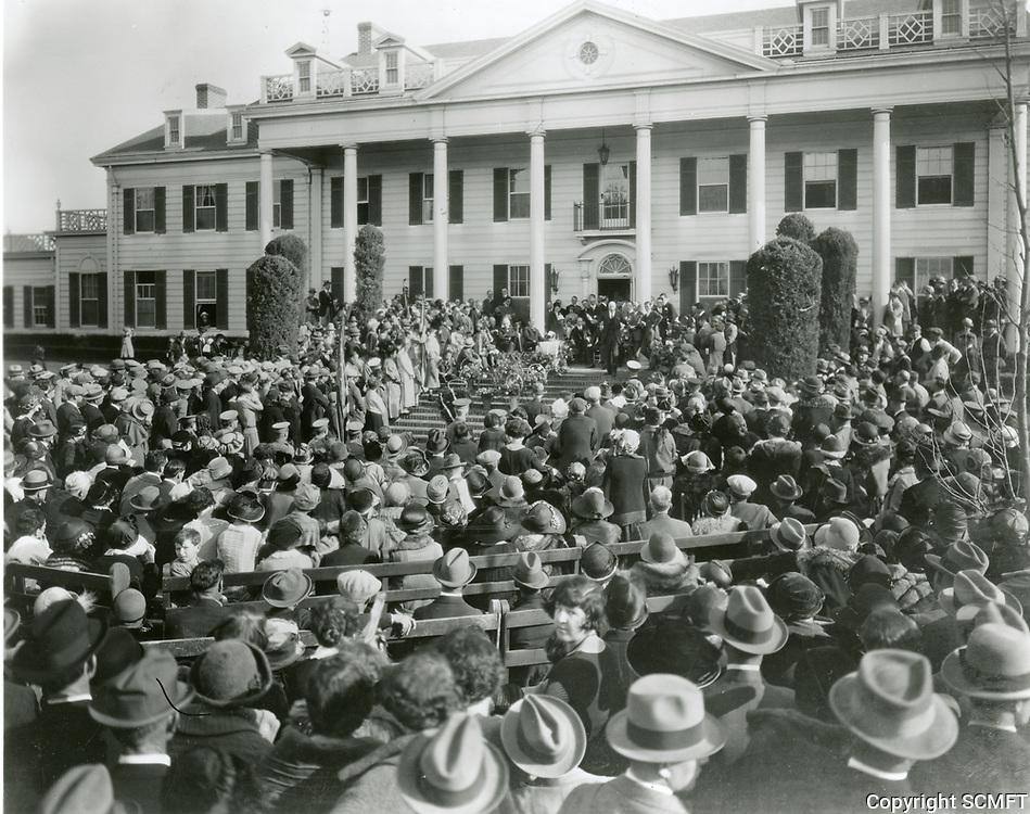 1925 DeMille Studios in Culver City
