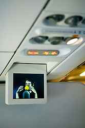 Safety Video On Airplane