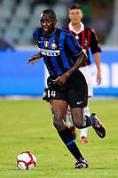 """Patrick VIEIRA Inter<br /> Pescara 14/8/2009 Stadio """"Adriatico"""" <br /> Trofeo Tim Calcio 2009/2010<br /> Inter Milan 2-0<br /> Foto Andrea Staccioli Insidefoto"""