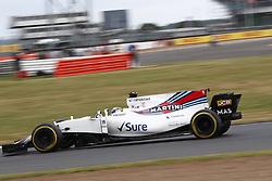 July 14, 2017 - Silverstone, Great Britain - Motorsports: FIA Formula One World Championship 2017, Grand Prix of Great Britain, .#19 Felipe Massa (BRA, Williams Martini Racing) (Credit Image: © Hoch Zwei via ZUMA Wire)