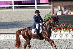 Jurado Lopez Severo, ESP, Fendi T, 126<br /> Olympic Games Tokyo 2021<br /> © Hippo Foto - Dirk Caremans<br /> 27/07/2021