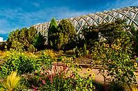 Boettcher Memorial Tropical Conservancy,  Denver Botanic Gardens, Denver, Colorado USA.