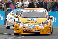 2008 British Touring Car Championship.  Knockhill, Scotland, United Kingdom.  16th-17th August 2008.  (52) - Gordon Shedden (GBR) - Team Halfords Dynamics Honda Civic.  World Copyright: Peter Taylor/PSP. Copy of publication required for printed pictures. Every used picture is fee-liable.