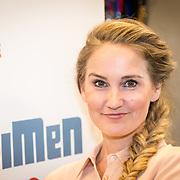 NLD/Amsterdam/20160603 - Onthulling stemmencast Huisdiergeheimen, Peggy Vrijens
