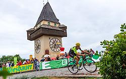 02.07.2017, Graz, AUT, Ö-Tour, Österreich Radrundfahrt 2017, 1. Etappe, Prolog, im Bild Fabian Lienhard (SUI, Team Vorarlberg) // during Stage 1, Prolog of 2017 Tour of Austria. Graz, Austria on 2017/07/02. EXPA Pictures © 2017, PhotoCredit: EXPA/ JFK