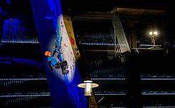 17-12-2016 NED: 2e Petzl NK IJsklimmen, Utrecht<br /> Bij klimmuur Kalymnos in Utrecht werd voor de tweede keer het NK IJsklimmen georganiseerd / Jelle Stalenman