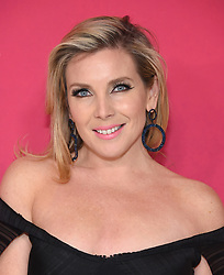 February 19, 2019 - Beverly Hills, California, U.S. - June Diane Raphael arrives for the 21st CDGA (Costume Designers Guild Awards) at the Beverly Hilton Hotel. (Credit Image: © Lisa O'Connor/ZUMA Wire)