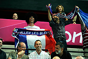 DESCRIZIONE : France Hand Jeux Olympiques Londres <br /> GIOCATORE : Supporters France FRA<br /> SQUADRA : France Femme<br /> EVENTO : FRANCE Hand Jeux Olympiques<br /> GARA : FRANCE NORVEGE<br /> DATA : 28 07 2012<br /> CATEGORIA : Hand Jeux Olympiques<br /> SPORT : Handball<br /> AUTORE : JF Molliere <br /> Galleria : France Hand 2011-2012 Action<br /> Fotonotizia : France Hand Femme Hand Jeux Olympiques Londres