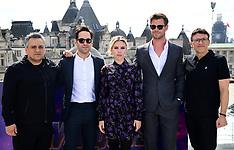 Avengers: Endgame Photocall - London 13 April 2019