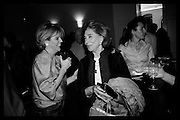 RACHEL KELLY;  PATRICIA RAWLINGS, Party to celbrate the publication of ' Walking on Sunshine' 52 Small steps to Happiness' by Rachel Kelly. RSA. London. 9 November 2015