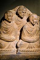France, Paris (75), Musée Guimet, Moines, Pakistan, région de Peshawar, Gandhara // France, Paris, Guimet museum, Monks, Pakistan, Peshawar region, Gandhara