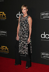 2019 Hollywood Film Awards. 03 Nov 2019 Pictured: Charlize Theron. Photo credit: Jen Lowery / MEGA TheMegaAgency.com +1 888 505 6342