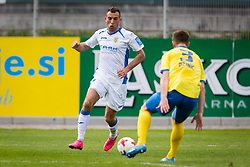 Ivan Firer of NK Domzale during football match between NK Celje and NK Domžale in 27th Round of Prva Liga Telekom Slovenije 2016/17, on April 1, 2017 in Arena Petrol, Celje, Slovenia. Photo by Ziga Zupan / Sportida