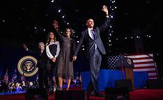 Chicago - President Obama Farewell Address - 10 Jan 2017