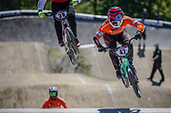 #42 (SCHIPPERS Jay) NED at Round 4 of the 2018 UCI BMX Superscross World Cup in Papendal, The Netherlands