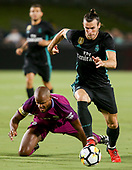 Soccer: International Champions Cup: Real Madrid vs Manchester City