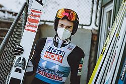 05.01.2021, Paul Außerleitner Schanze, Bischofshofen, AUT, FIS Weltcup Skisprung, Vierschanzentournee, Bischofshofen, Finale, Qualifikation, im Bild Maximilian Steiner (AUT) // Maximilian Steiner of Austria during the qualification for the final of the Four Hills Tournament of FIS Ski Jumping World Cup at the Paul Außerleitner Schanze in Bischofshofen, Austria on 2021/01/05. EXPA Pictures © 2020, PhotoCredit: EXPA/ JFK